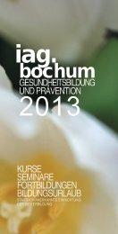 Anahat Nada Mitsingkonzert Sonntag 29.09.2013, 18 ... - IAG Bochum