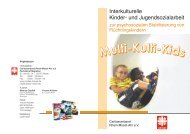 Broschüre MKK - Caritasverband Rhein-Mosel-Ahr eV