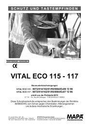 vital eco 115 - Werner Reitz GmbH
