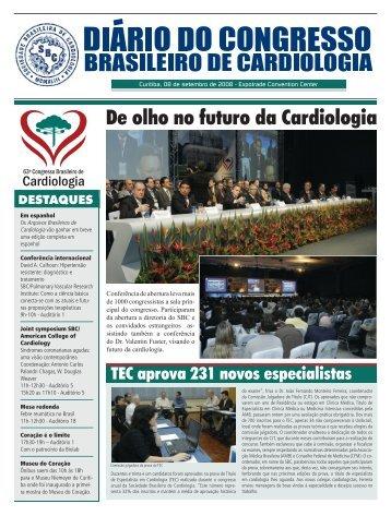 De olho no futuro da Cardiologia - 66 Congresso Brasileiro de ...