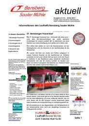 aktuell - lt-saaler-muehle.de