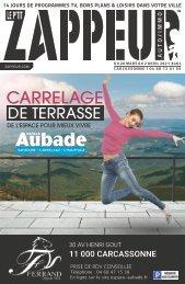 Le P'tit Zappeur - Carcassonne #461