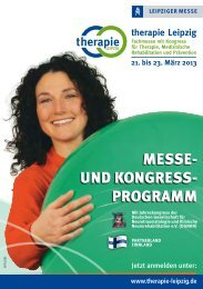 messe- und kongress- programm - DGSP