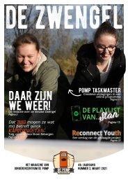 De Zwengel Maart 2021 | Youth for Christ Altena