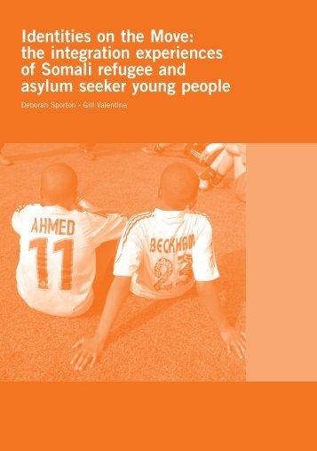 Somali Report Nov 07 - Post-conflict identities - University of Sheffield