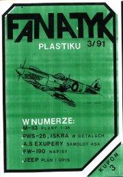 Fanatyk Plastiku 3/91