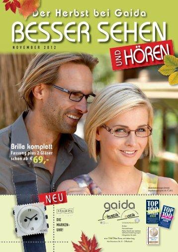 downloaden - Gaida Optik