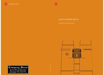 LEICA ULTRAVID BR/BL