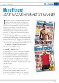 Men´s Fitness Mediadaten 2012 - adamsz Marketing GmbH - Seite 3
