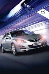 Mazda6 Broschüre herunterladen