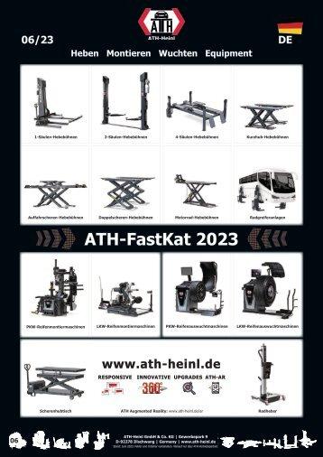 ATH FastKat 4.0