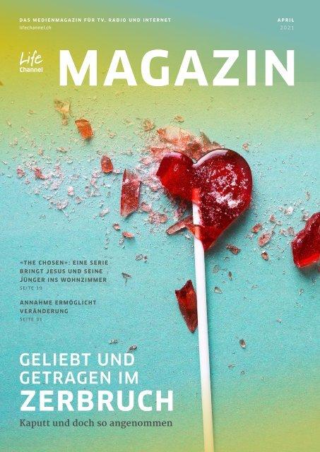 Life Channel Magazin April 2021