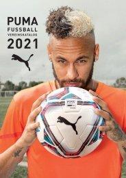 Puma Teamsportkatalog 2021