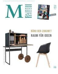 M das Magazin für Wirtschaft und Gesellschaft - Darmstadt No. 01 2021