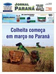 Jornal Paraná Março 2021