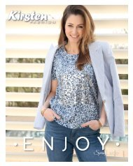 Enjoy Womenswear Spring 2021 kirsten