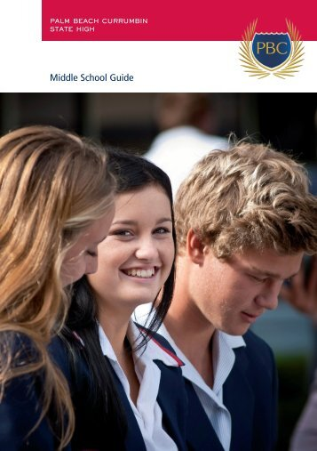 Middle School Guide - Palm Beach Currumbin State High ...