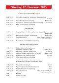 21. Fort- und W eiterbildungskurs Technische Orthopädie - Page 6