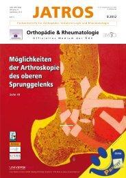 Download (7,4MB) - Abteilung und Poliklinik für Sportorthopädie