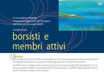 borsisti e membri attivi - italiano