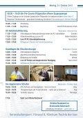 01. bis 03. Oktober 2012 Schulterkurs - Abteilung und Poliklinik für ... - Page 4