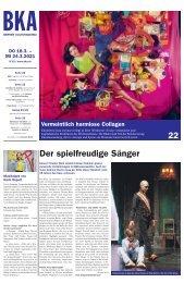 Berner Kulturagenda N°10