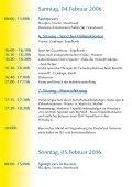 05.02.2006 G a rm isc h - Abteilung und Poliklinik für Sportorthopädie - Page 5