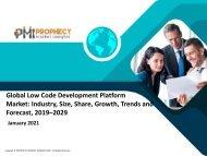 Global Low Code Development Platform Market