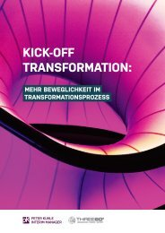 Kick-Off Transformation Kick-Off