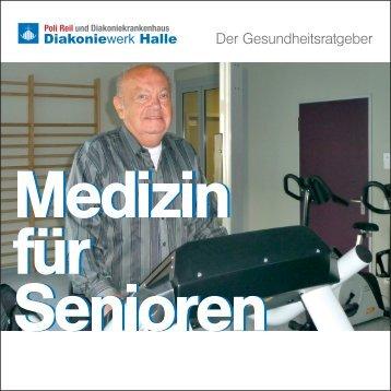 Was bei Operationen im Alter besonders zu beachten ist Ein Sturz