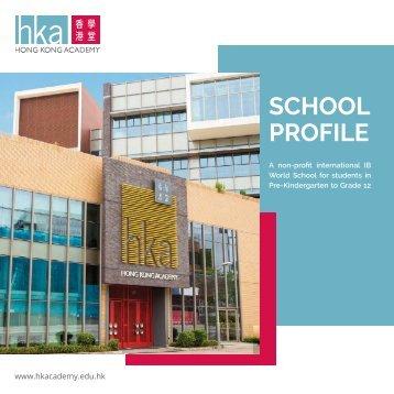 HKA School Profile 2021