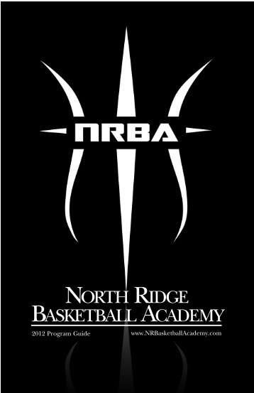 NORTH RIDGE BASKETBALL ACADEMY