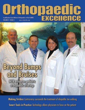 Volume 3, Issue 5 - Midwest Orthopaedics at Rush
