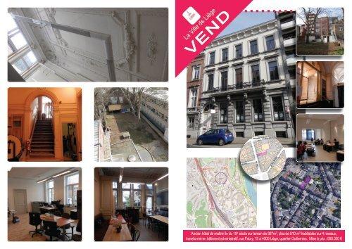 Folder Vente Rue Fabry 19