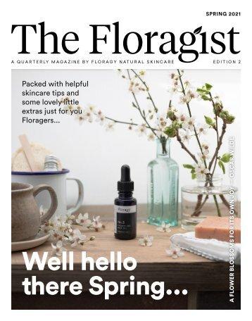 The Floragist – Spring 2021