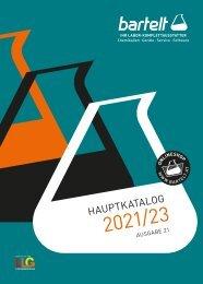 Bartelt Hauptkatalog 2021/23