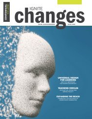 Ignite Changes: Social Justice Magazine, Winter 2021