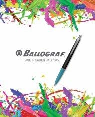 BALLOGRAF Katalog_2020