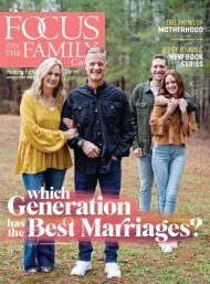 Focus on the Family Magazine - April/May 2021