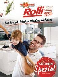 Küche Spezial 2021/22 - Rolli SB Möbelmarkt, 65604 Elz