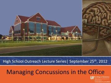 J Pediatrics, (epub) May 22nd, 2012. - UF Orthopaedics and ...