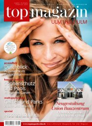TOP_01_2021TOP Magazin Ulm 01/2021