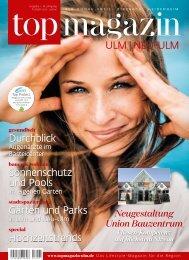 TOP_01_2021TOP Magazin Ulm 01/2021