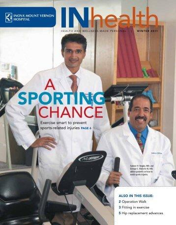 SPORTING - Inova Health System
