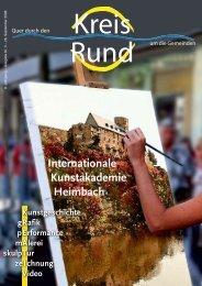 KreisRund Magazin Kreis Düren (09/2008)
