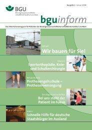 Prothesengehschule – Prothesenversorgung