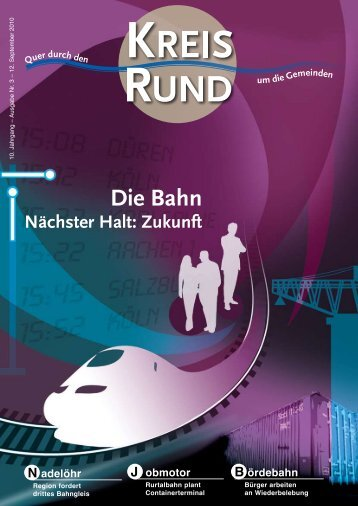 KreisRund Magazin Kreis Düren (09/2010)