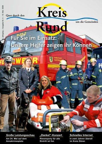 KreisRund Magazin Kreis Düren (05/2009)