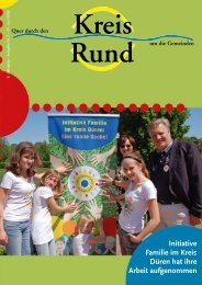 KreisRund Magazin Kreis Düren (06/2008)