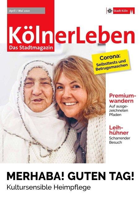 KölnerLeben April/Mai 2021